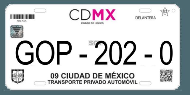 ¿Cómo renovar la tarjeta de circulación de CDMX